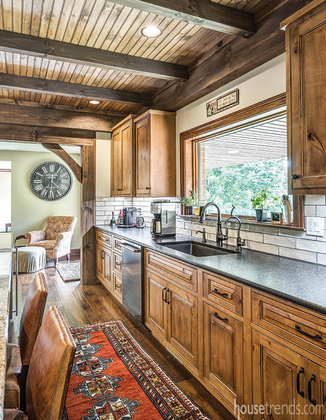 Remodeled Kitchen Perfect For Entertaining