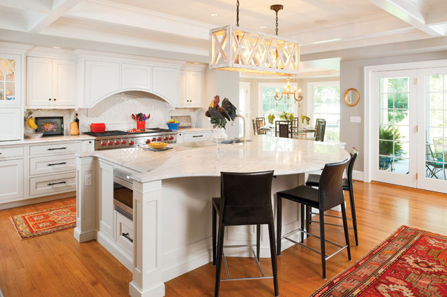 Remodeling a kitchen can reinvent a home