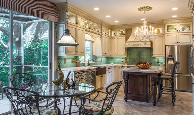 Kitchen makeovers bring back the past