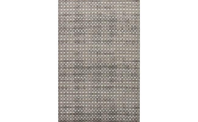 Contemporary rug dresses up a home