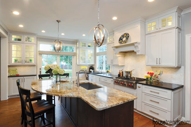 Kitchen remodeling ideas get rid of the bulk