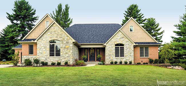House plans perfect for empty nesters
