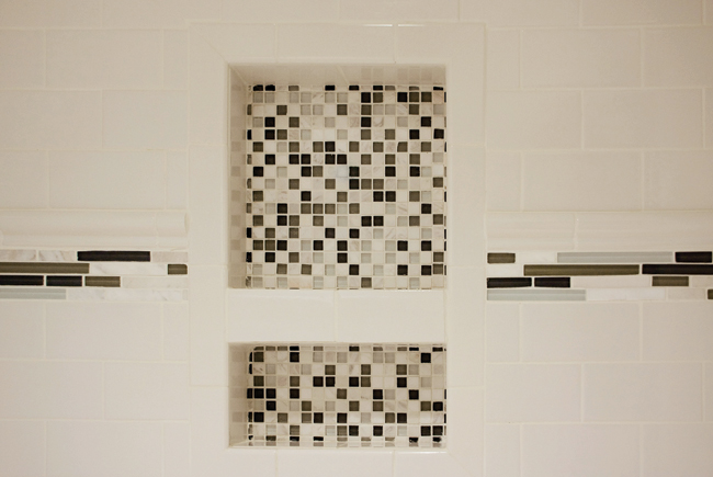 Tile shower designs add personality