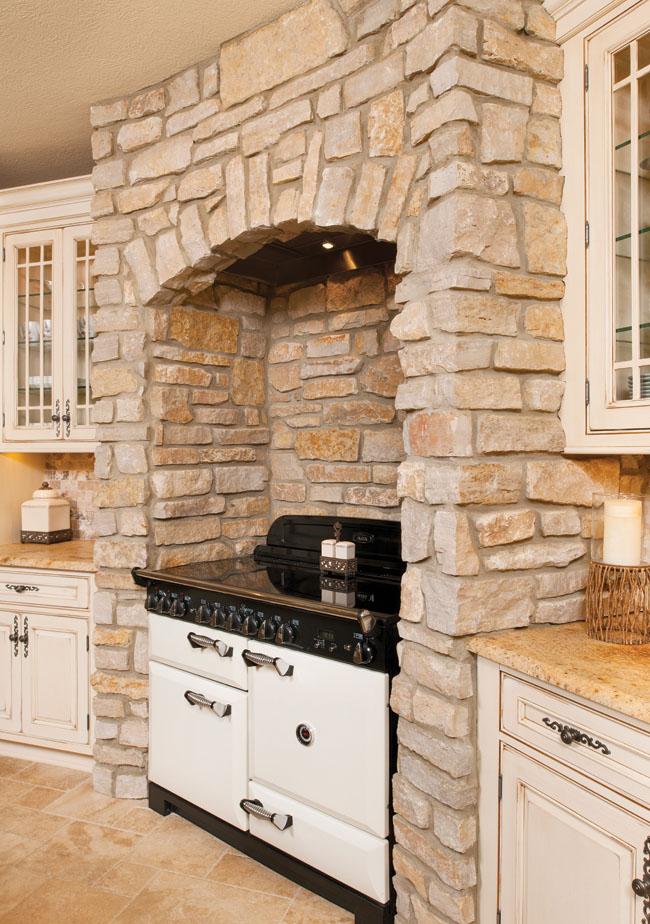 Designer kitchens show off unique styles