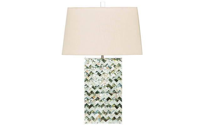Lamp with a captivating design