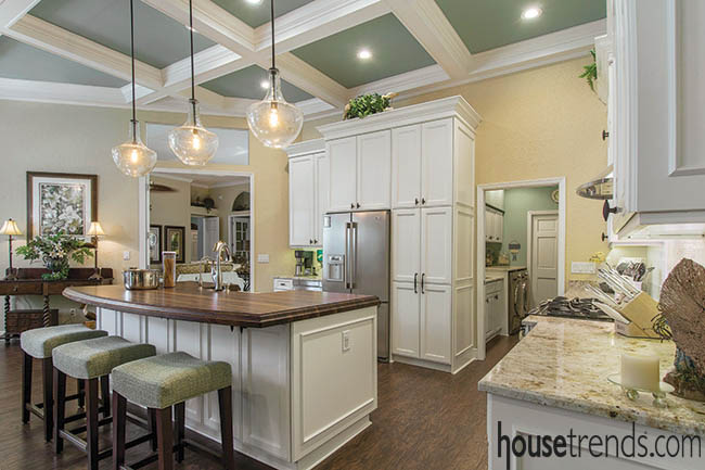 Beautiful kitchens with different identities, shared integrity