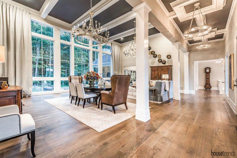 Renovation Makes Home Rise And Shine