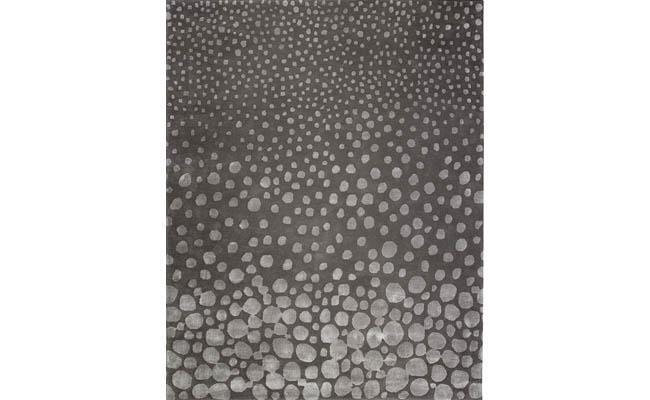 Area rug brings energy to mind