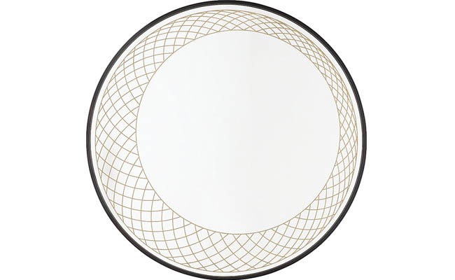 Mirror available in two distinct finishes