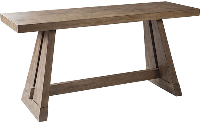 Table with a simple design