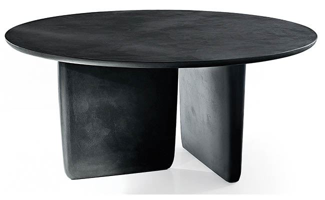 Table designed with Zen in mind