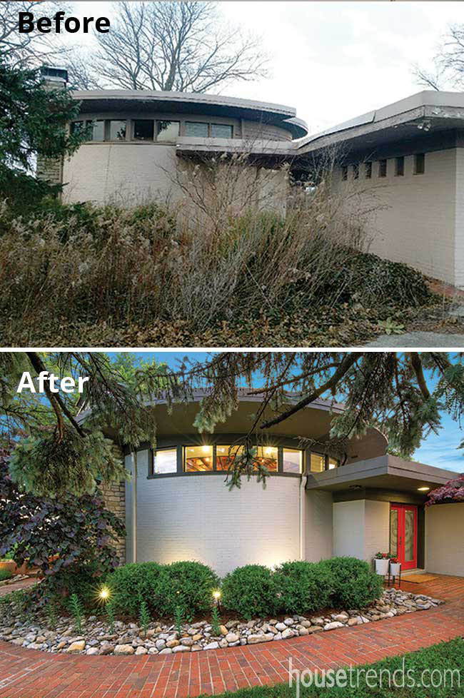 Remodel creates gorgeous curb appeal