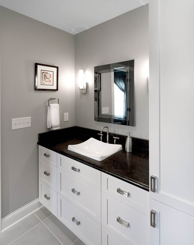 Bathroom vanities maximize a room's potential