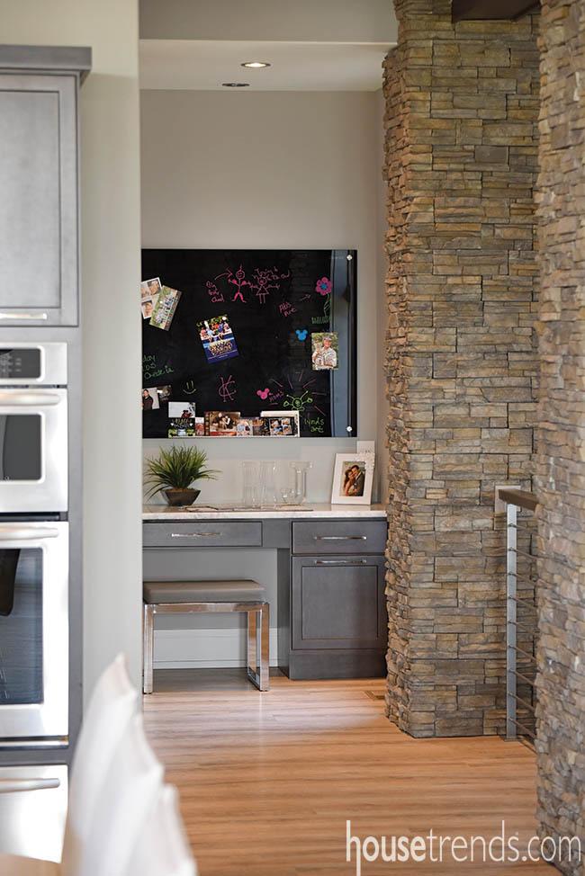 Kitchen design ideas keep things organized
