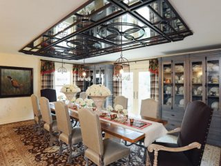 dining room mirrors Archives - Housetrends