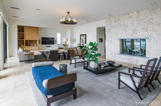 Home Design Features Tropical Modernism