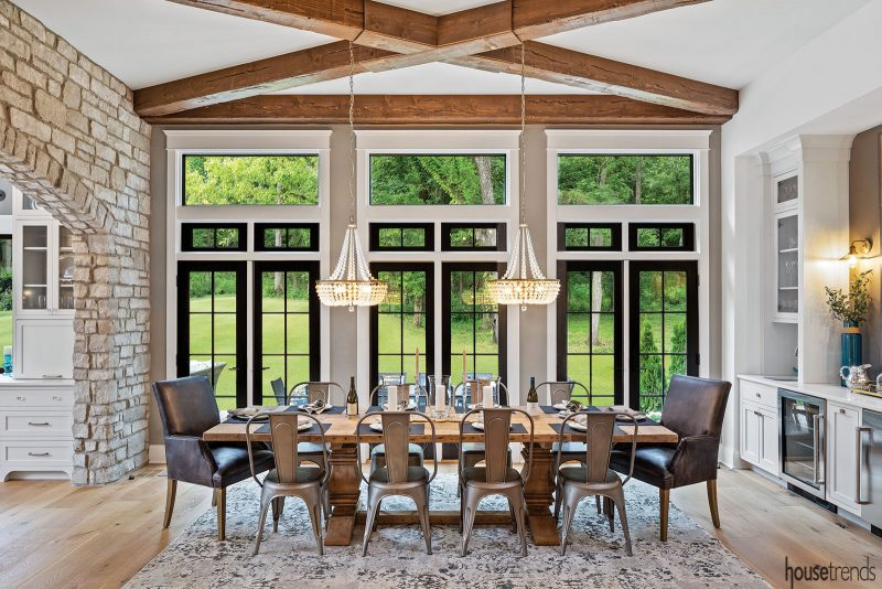 Five Delicious Dining Rooms With