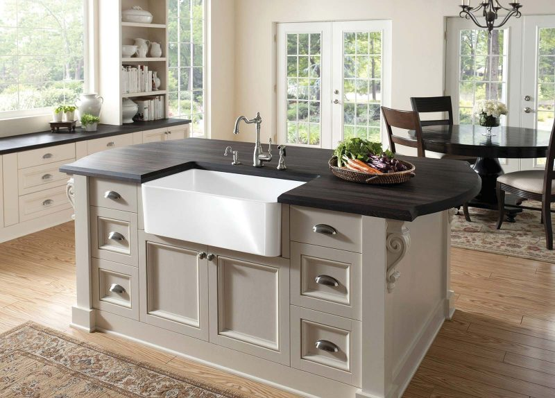 Kohler undermount farmhouse sink