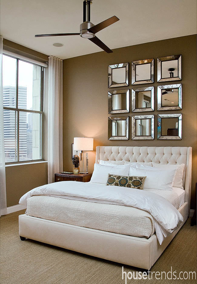 Bedroom design ideas with multiple benefits