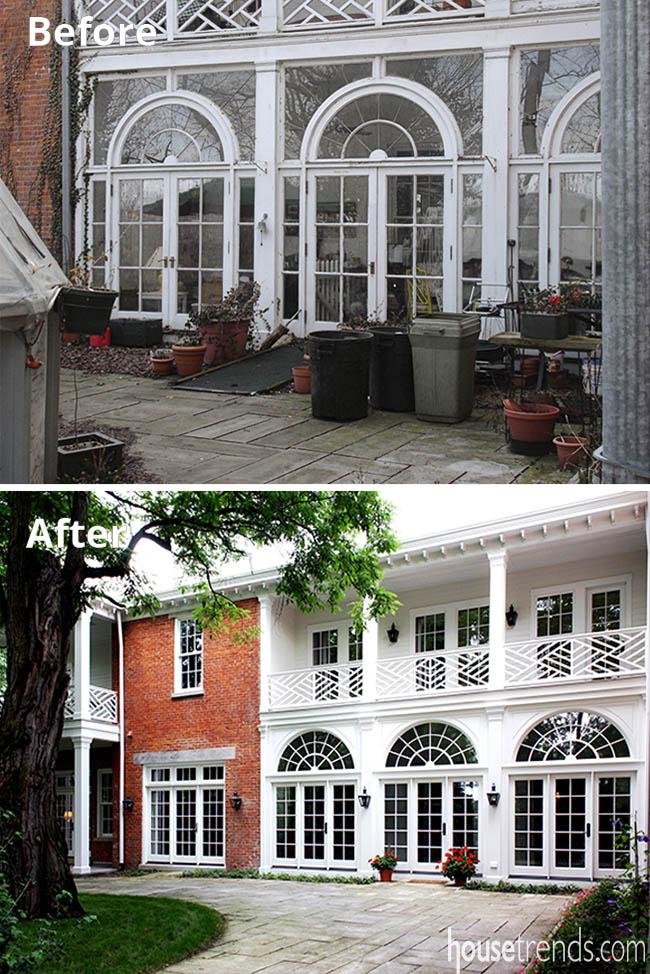 Windows keep a home's history intact