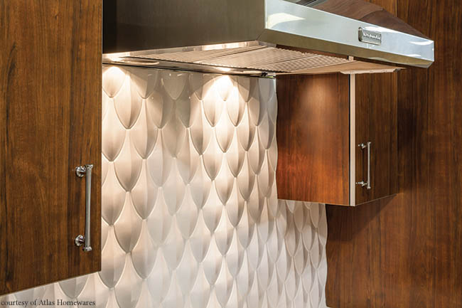 Cabinetry pull perfect for a variety of kitchens