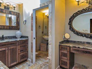 Bathroom remodel by Emerald Contractors