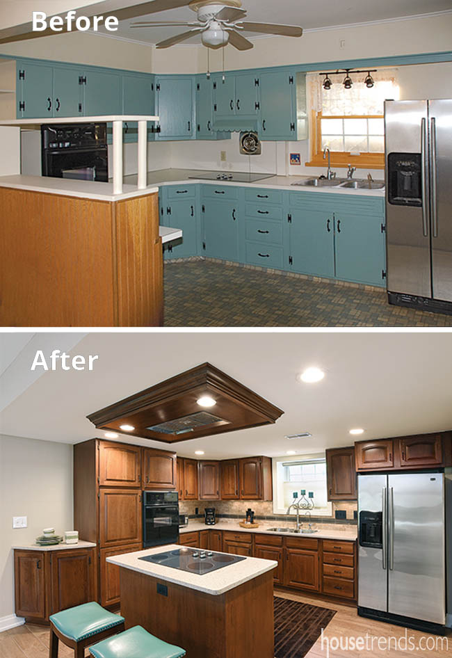 Remodeling ideas update a kitchen