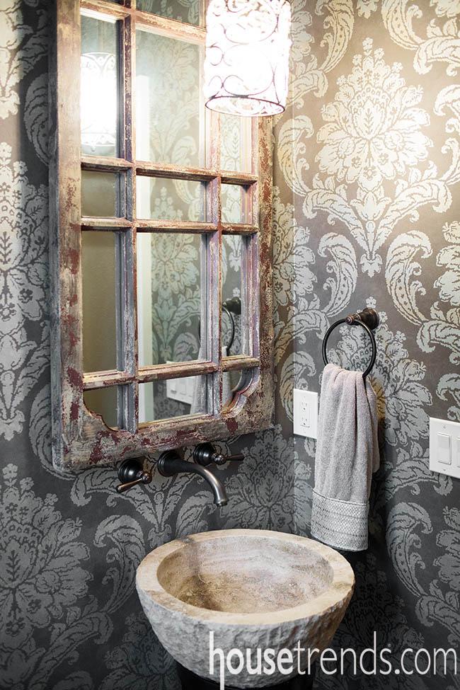 Powder Room Design Ideas