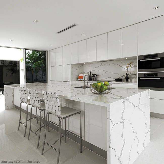 Quartz countertop revolution