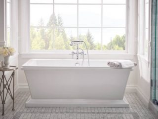 Bathtub available from Carr Supply