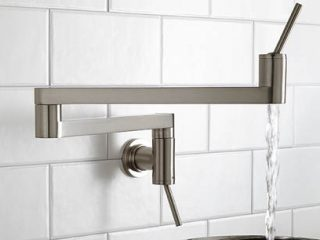 Kitchen faucet from Carr Supply