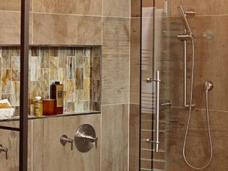 Shower from Carr Supply