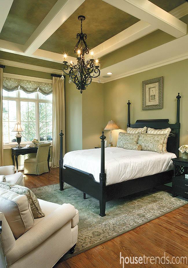 Lighting fixture contributes to an elegant design