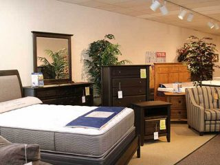 Furniture available at The Cleveland Furniture Company