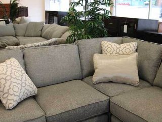 Couch From The Cleveland Furniture Company