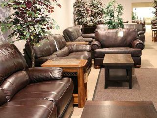 Couches from The Cleveland Furniture Company