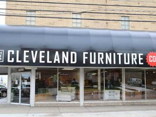 Exterior of The Cleveland Furniture Company