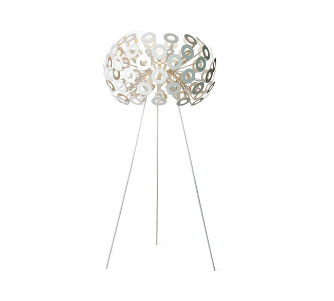 Lamp offers a versatile design
