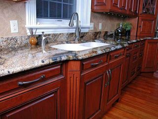 Kitchen countertops from Granex Industries