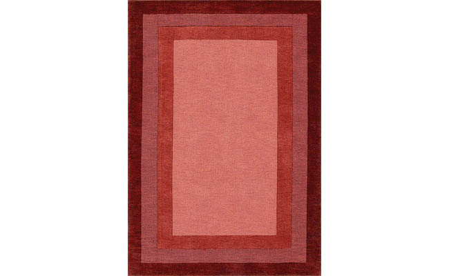 Rug adds simple elegance to any room