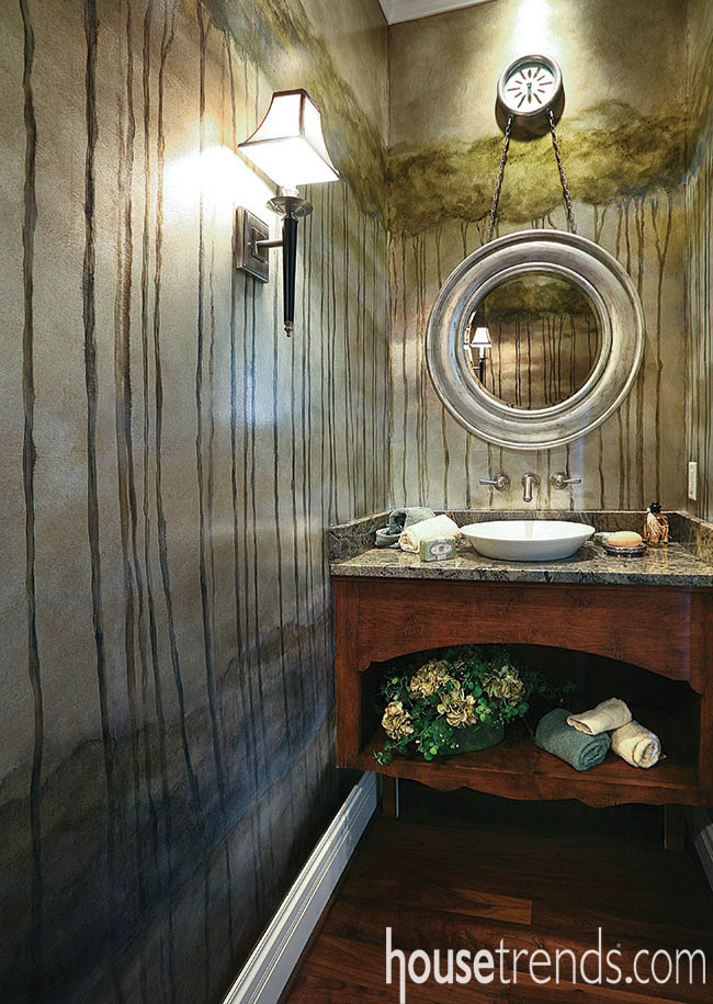 Bathroom design a hit with visitors