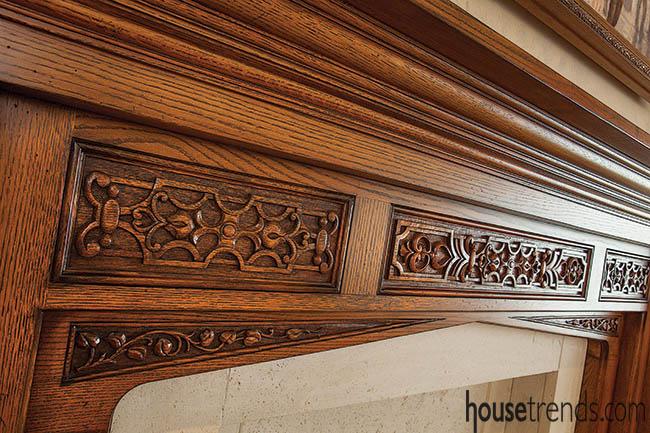 Custom woodwork spices up a condo design