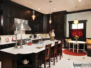 Kitchen remodel ideas respect the past