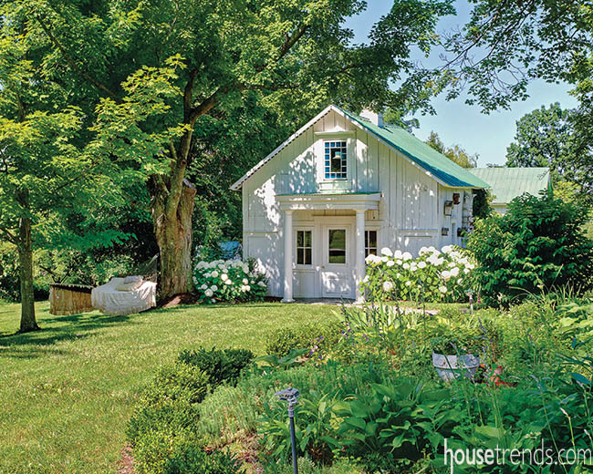 Remodelers give a barn a new lease on life