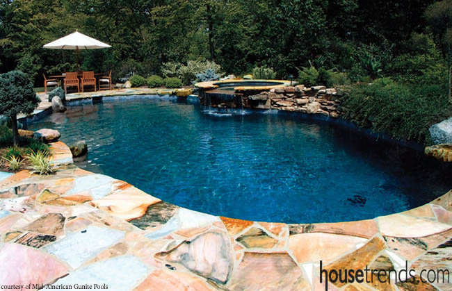 Swimming pools are practically perfect