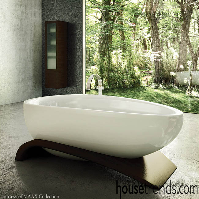 Bathtub curves with the body