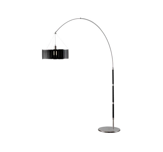 Adjustable lamp fits any space