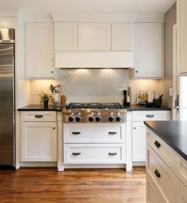 Kitchen appliances fit for a chef