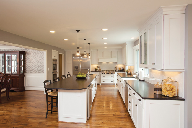 Home remodelers made strives to clear away clutter