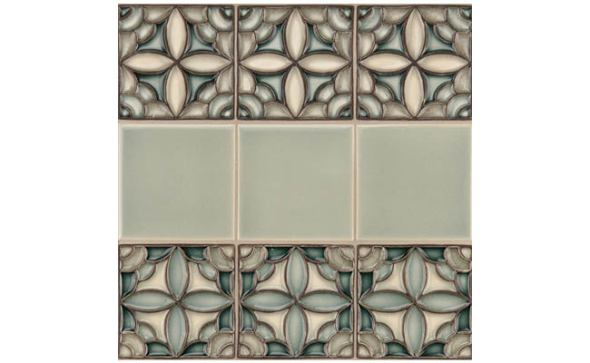 Tile comes in a variety of sizes, colors